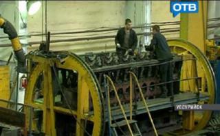 Локомотиворемонтный завод в Уссурийске отметил юбилей