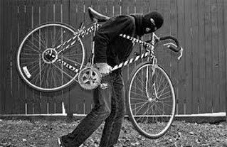 В Уссурийске полицейские задержали подозреваемого в совершении серии краж велосипедов