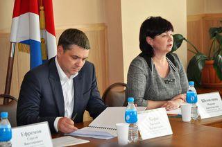 Бизнес-омбудсмен Марина Шемилина встретилась с предпринимателями Уссурийского городского округа