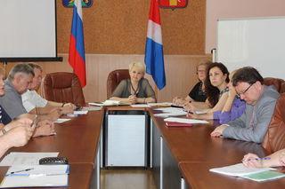 Рабочая встреча по вопросу предоставления льгот ветеранам боевых действий прошла в Уссурийске