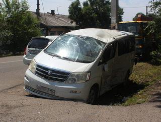 Авария с пострадавшим произошла на перекрестке Чичерина-Советская