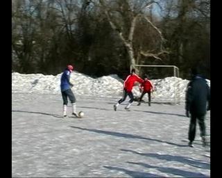 «Зимний мяч Уссурийска». Интриги чемпионата