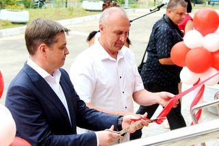 Новый современный детский сад открылся в Уссурийске