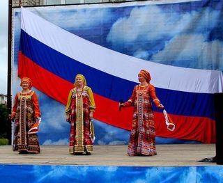 День Государственного флага Российской Федерации отметили в Уссурийске