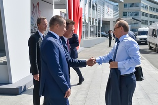 Владимир Путин и Владимир Миклушевский обсудили ситуацию в Уссурийске