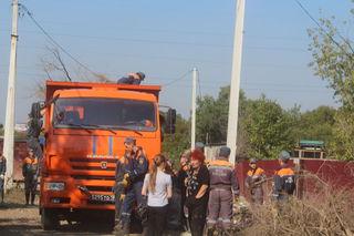 В работах в районе Пушкинского моста задействовано девяносто спасателей МЧС