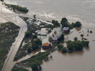 Новый циклон может накрыть подтопленное Приморье 10—12 сентября