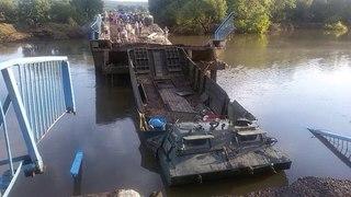 Ученики младших классов села вблизи Уссурийска не могут посещать школу из-за рухнувшего от паводка моста