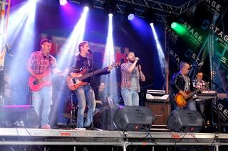 Музыкально-световым шоу завершился День города в Уссурийске