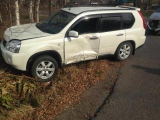 Женщина-водитель спровоцировала аварию с тремя пострадавшими в Уссурийске