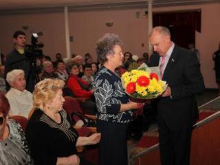 Торжественное мероприятие, посвящённое Международному Дню инвалидов прошло в Уссурийске