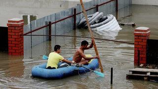Суд обязал власти Уссурийска отремонтировать дамбу, прорыв которой произошел во время тайфуна