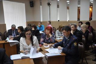 Заседание антинаркотической комиссии состоялось сегодня в администрации Уссурийска