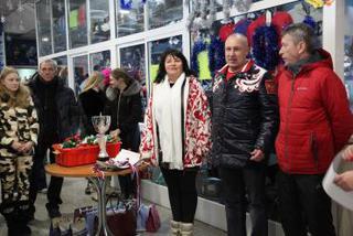 Кубок Уссурийска по фигурному катанию состоялся на «Ледовой арене»