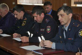 Заседание межведомственной комиссии по профилактике правонарушений состоялось в администрации Уссурийска