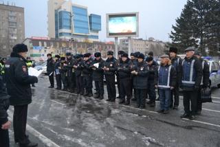 Добровольные народные дружины вышли  на охрану общественного порядка в Уссурийске