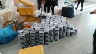 317 кг деликатесной черной икры обнаружили на посту Уссурийской таможни
