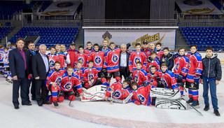 Сочинский лед принес победу юным хоккеистам из Уссурийска