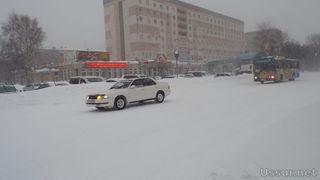 Из-за ЧС прекращено автомобильное сообщение с селами УГО