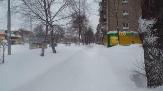 Снежный циклон, обрушившийся на Приморье, покинул территорию региона