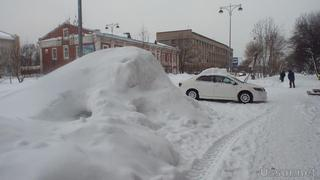 Снегопад прошёл, проблемы остались