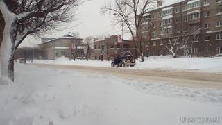 В УГО восстановлено сообщение с отрезанными снегопадом селами