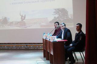 Глава администрации Уссурийска встретился с жителями с. Борисовка