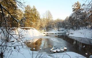 Климатическая характеристика февраля в Уссурийскийском районе