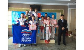 Уссурийские спортсмены приняли участие в международном турнире по тхэквондо