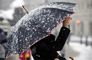 Снежная и дождливая неделя ожидается в Уссурийске