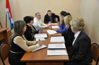 Прием по личным вопросам провел глава администрации Уссурийского городского округа
