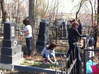 На объектах похоронного назначения в УГО будут проведены работы по благоустройству
