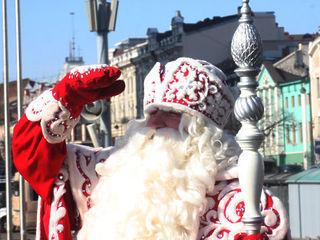 Главный русский Дед Мороз отметил китайский Новый год в приморском Уссурийске