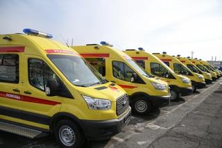 Еще 8 реанимобилей передано в больницы Приморья