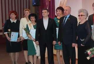 Церемония закрытия конкурса «Педагог года - 2016» состоялась в Уссурийске