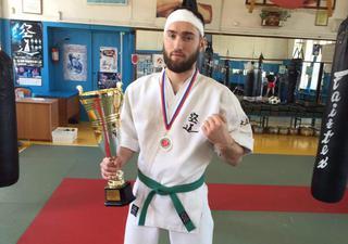 С чемпионата России уссурийский кудоист вернулся с победой