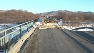 Компания из Уссурийска опровергла свою причастность к рухнувшему мосту