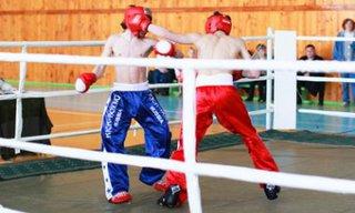 В Приморье прошел турнир по кикбоксингу, посвященный 65-летию Победы
