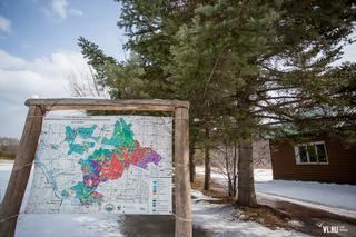 Студенты из Швеции побывали в питомнике Уссурийской сельхозакадемии