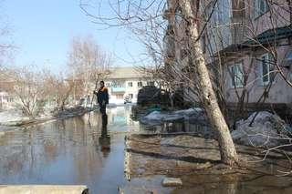 В администрации УГО ведется прием заявлений и документов от граждан, пострадавших в результате паводка