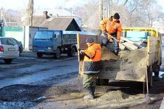 Ремонт дорог в Уссурийске начнется позднее обычного