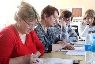 Обучающий семинар «Школа управдома» для лидеров органов ТОС УГО состоялся в микрорайоне «5 – 6 км»