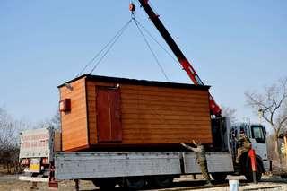 В Уссурийске усилена работа по выявлению и сносу незаконно установленных торговых объектов