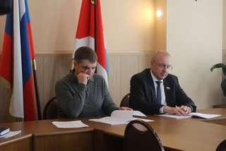 Заседание антитеррористической комиссии УГО состоялось в Уссурийске