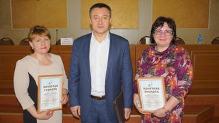 Депутат Госдумы Виктор Пинский высоко оценил развитие профсоюзного движения в Уссурийске