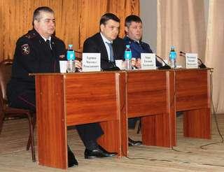 Жители микрорайонов «Междуречье» и «Южно-Слободской» пришли на встречу с главой администрации УГО