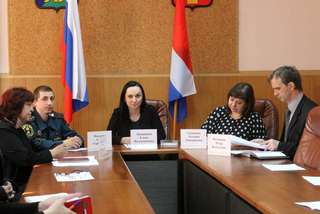 Рабочая встреча с председателями дачных и садоводческих объединений состоялась в Уссурийске