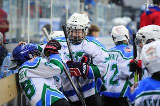 Юные «Уссурийские тигры» одержали твердую победу над командой из Владивостока в финале открытого городского чемпионата