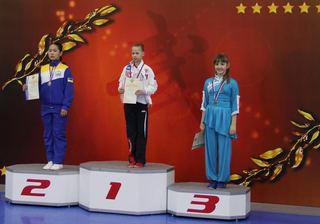 Уссурийские спортсмены стали победителями и призерами на Первенстве России