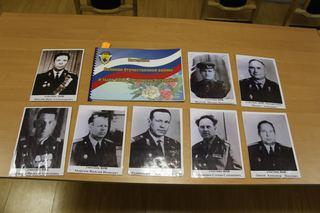 В Уссурийске  сотрудники  транспортной полиции готовятся пройти в колонне «Бессмертного полка» с  портретами  своих коллег-фронтовиков